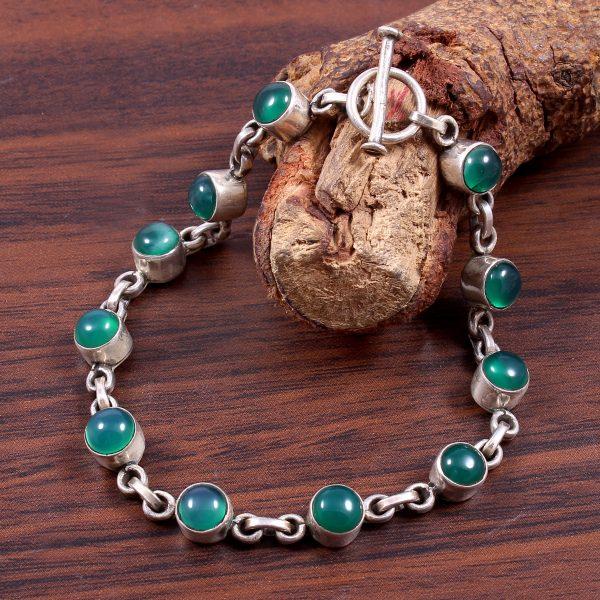 Green Onyx Healing Crystal