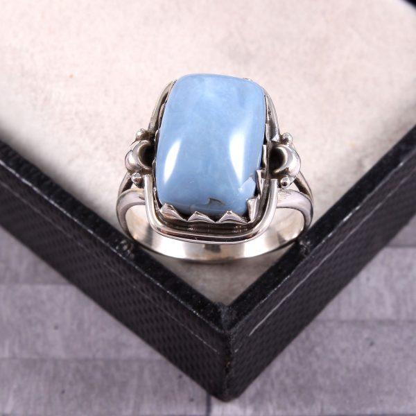 Deep Blue Opal