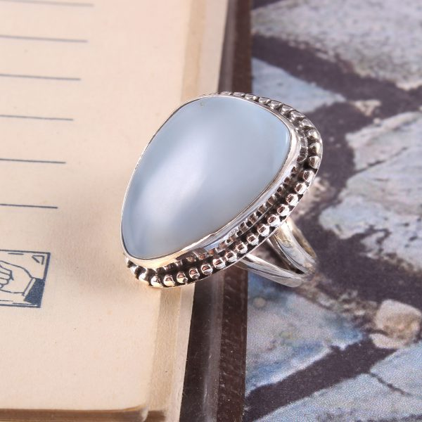 Light Blue Opal