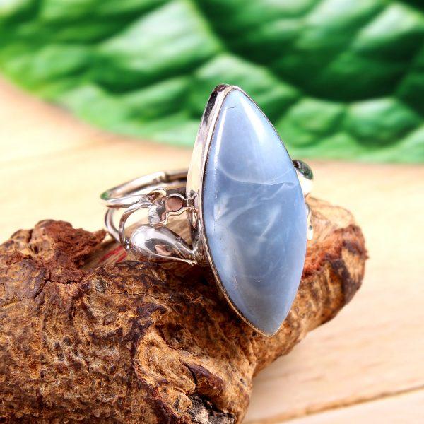 Blue Opal Crystal