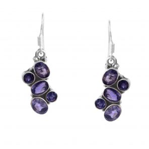 Amethyst and Iolite