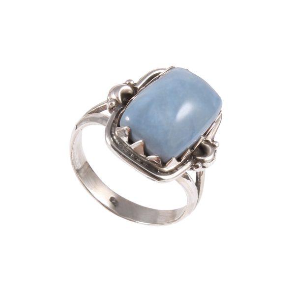 Natural Blue Opal